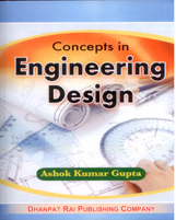 Mechanical Engineering + Concept in Engineering Design (RGPV) + Dhanpatrai Books